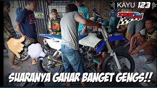 INTIP MOTOR TERBARU DARI TEAM KAYU 123 CIAMIS JAWA BARAT