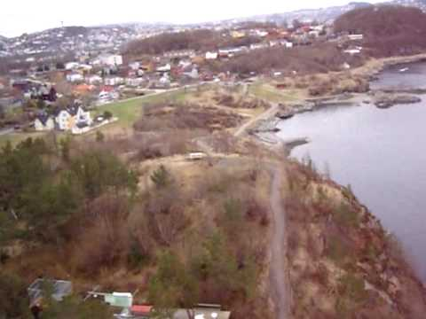 Paragliding In Trondheim