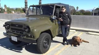 ☭ УАЗ 469Б ☭ в Лос Анджелесе, История покупки, Мнение владельца