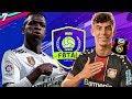 F8TAL VINICIUS JUNIOR vs HAVERTZ! | Kazooie vs Zweback | FIFA 19 Ultimate Team