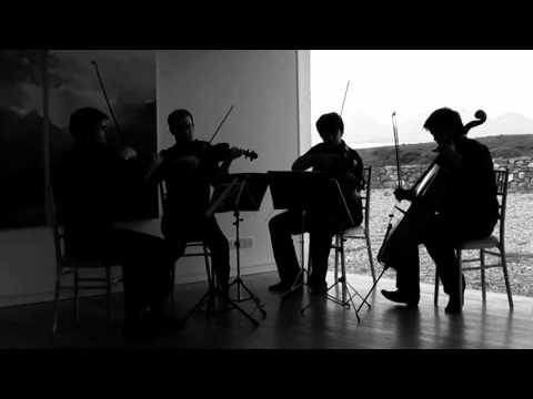 György Kurtág, 12 Microludes for String Quartet (Hommage à Mihály András) Maxwell Quartet