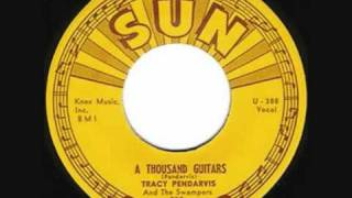 Tracy Pendarvis A Thousend Guitars