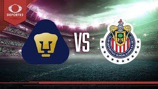 Previo Pumas vs Chivas | Clausura 2019 - Jornada 12 | Televisa Deportes