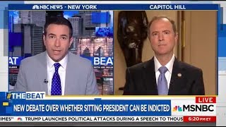 Rep. Schiff Discusses Testimony of Jared Kushner on MSNBC