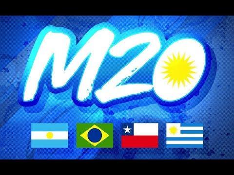 Brasil vs Chile - Sudamericano M20 2019