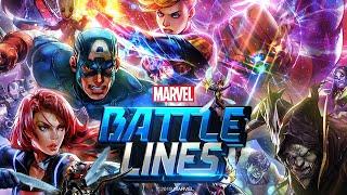MARVEL Battle Lines Official Soundtrack OST | Trailer