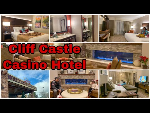 Cliff Castle Casino Hotel Arizona | Family Road Trip | SeanAmarah's Channel