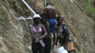 Haiti:  People of the Boudon River  March 20, 2010