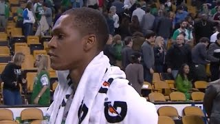 Rajon Rondo 13 points,7 rebounds,12 assists vs Brooklyn Nets 10/29/2014 - Full Highlights - [HD]