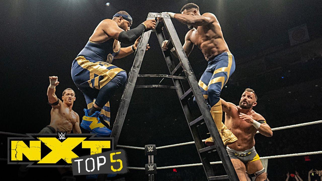 Greatest NXT Ladder Matches: NXT Top 5