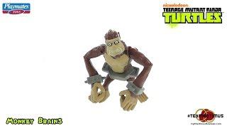 Nickelodeon Teenage Mutant Ninja Turtles Monkey Brains Video Review