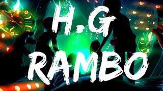 H.G Rambo - 99 Problems    [No Copyright ► Rap]
