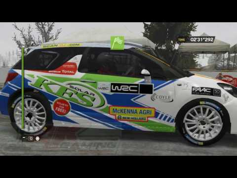 """WRC 5 Gameplay 4 (Looks good on your C.V.) (""""Ready at dawn"""") (Monte Carlo!) Trophies"""