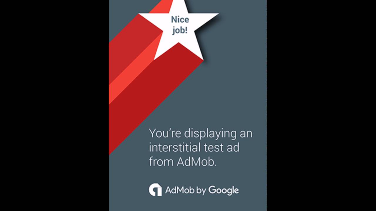 Adding Google Admob Ads to Android App (Banner and Interstitial ads)
