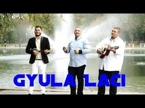 Gyula Laci-Déma romnye-Official ZGstudio video 🔊
