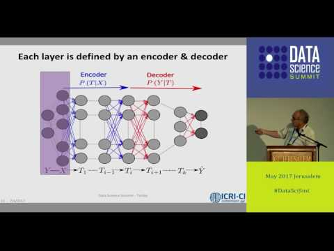 A Deeper Understanding of Deep Learning - Prof. Naftali Tishby