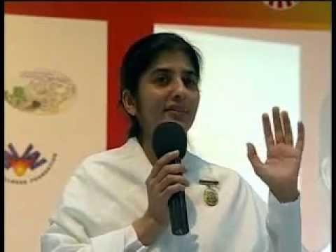 Shivani Behn on Blending of Science & Spirituality at WCCPCI 2012