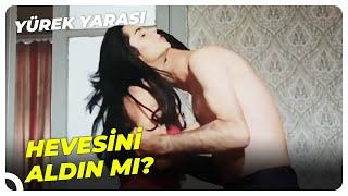 Yürek Yarası - Baba Ocağından Kaçarken Bana Mı Sordun? | Kadir İnanır Eski Türk Filmi