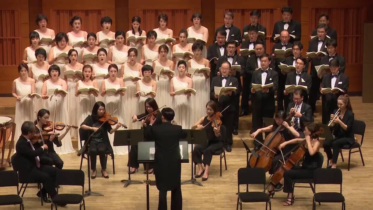 연세86 백양콰이어 제2회 정기 연주회 1부 1. Jesus bleibet meine Freude BWV. 147 (J. S. Bach)