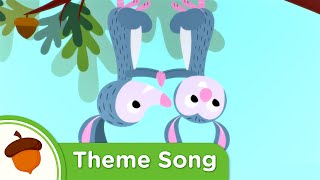 Treetop Family Theme Song |  Super Simple Songs