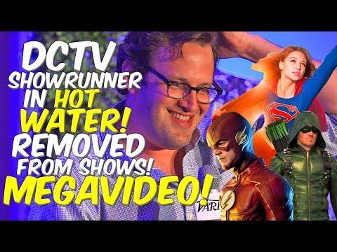 DCTV Showrunner Removed From Position! Ratings & More! MEGAVIDEO!
