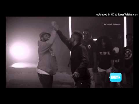 2013 BET Awards - TDE & Kendrick Lamar Cypher (FULL)
