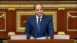 Abdel Fatah al Sisi sworn in as Egyptian president
