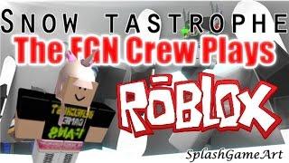 L'équipage FGN Joue: Roblox - Snowtastrophe (PC)