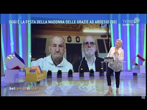 Apparizione della Madonna delle Grazie di Ardesio e Sacrae Scenae a Bel tempo si spera di TV2000 from YouTube · Duration:  9 minutes 39 seconds
