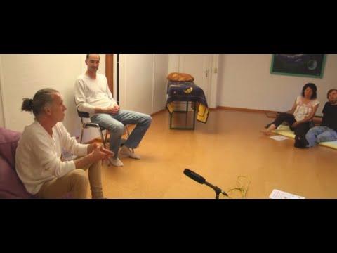 Erlebnis-Vortrag im Zegg Die Dorn Methode und Intuition
