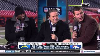 """Philip Rivers Rocks The """"Rattlesnake Skin"""" Boots and """"Bolo-Tie"""" Post-Game Interview"""
