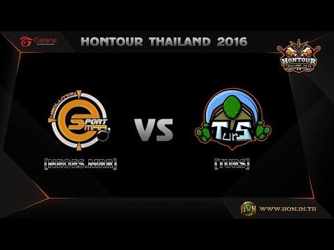 HoNTour Thailand Cycle 2 : G-League #R13