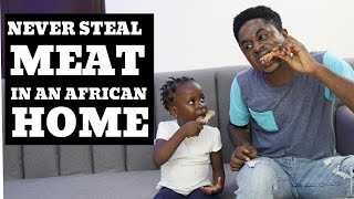 Download Mc Shem Comedian - NEVER STEAL MEAT IN AN AFRICAN HOME   Mc Shem Comedian