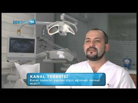 Kanal tedavisi yapılan dişin ağrıması normal midir?