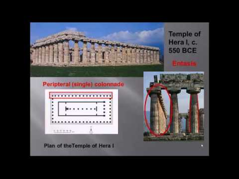 Greek architecture: Archaic and early Classical