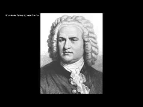Johann Sebastian Bach - Sonata #4 in C Major for Flute & Continuo BWV 1033