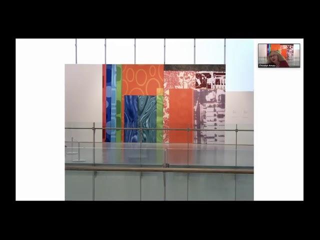 LIVE from Paris Art Week | Cheselyn Amato, Suzanne Khalil, Ph.D., Jonatas Chimen