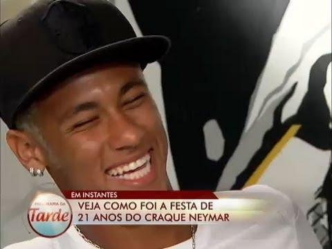 Neymar Revela Intimidades A Ticiane Pinheiro; Não Perca!