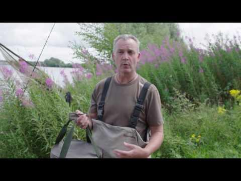 Dave Fuidge Talks About The Bait Bucket Seat