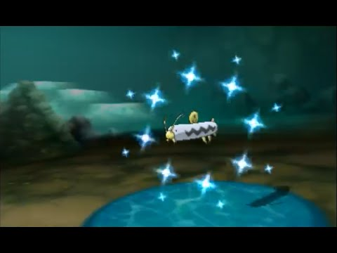 Pokemon Alpha Sapphire Oras Live Shiny Barboach Catch