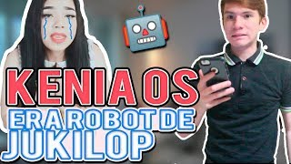 KENIA OS AFIRMA ERA ROBOT DE JUKILOP Y BADABUN
