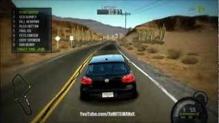 Need For Speed Pro Street || Intel i7 3770k GTX670 2GB || PC Gameplay