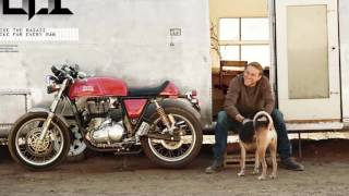 Covershoot Charlie Hunnam - behind the scenes || Men