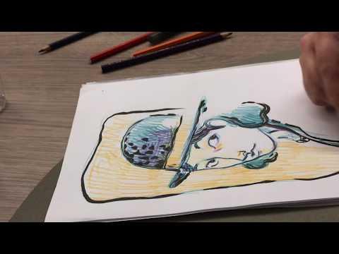 Comment j'ai dessiné