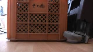 【HD】祖父が作った手作りエレベーター