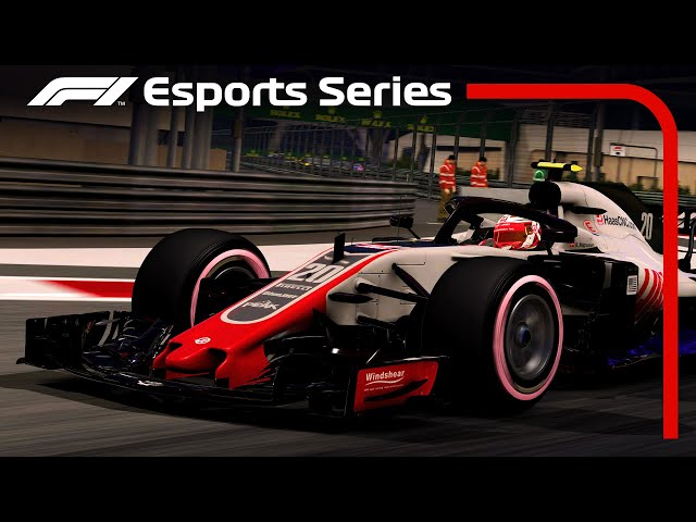 Get Ready | F1 New Balance Esports Series 2019