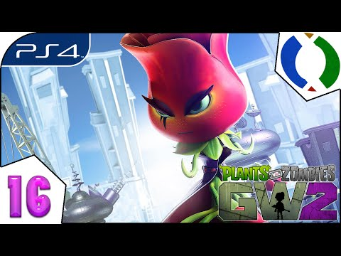 Plants vs. Zombies Garden Warfare 2 - Rose ile Online #16 (PS4)