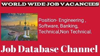 job vacancy world wide     india    Gulf country    Engineering    software    Technical    screenshot 2