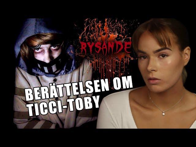 TICCI-TOBY | Creepypasta