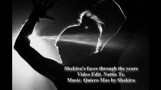 Shakira 1977-2011